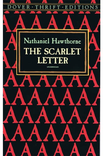 the scarlet letter an epitome of The scarlet letter - teachwithmoviesorg create lesson plans from 425   being revered by the townspeople as the epitome of a saintly man.