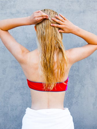 The Secret Way Summer Is Ruining Your Hair