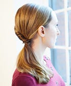The 60-Second Party Hairstyle — Yes, Really