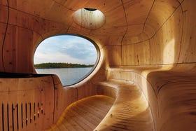 spektakul r hei die sch nsten saunen der welt peru. Black Bedroom Furniture Sets. Home Design Ideas