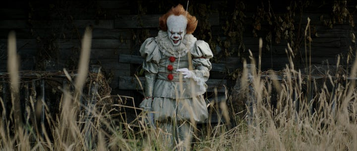it movie pennywise the dancing clown backstory bob gray what is it anyway