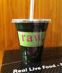 raw thumb