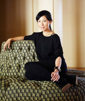 My Style Jeannie Lee Inside Satine Owner S Hollywood Home