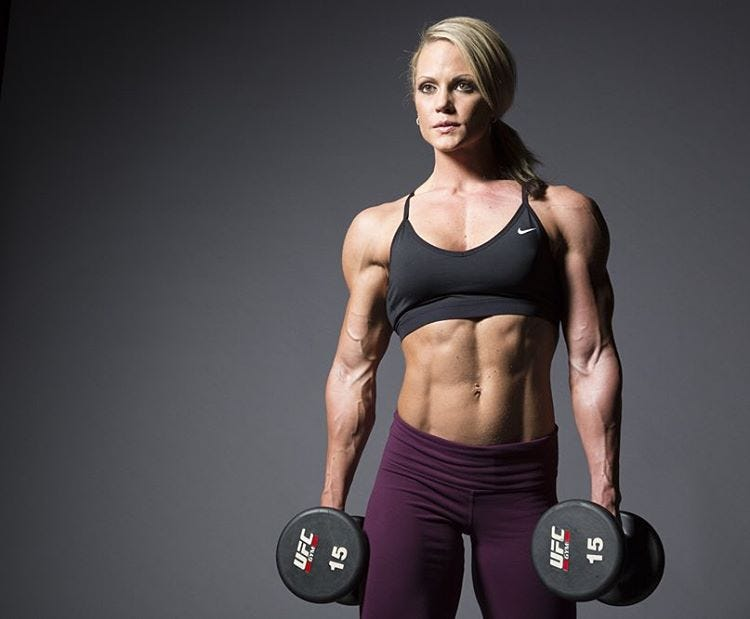 Female Bodybuilders To Follow On Instagram