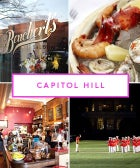 Capitol Hill 101: Dine, Drink, & Play In D.C.'s Iconic Neighborhood