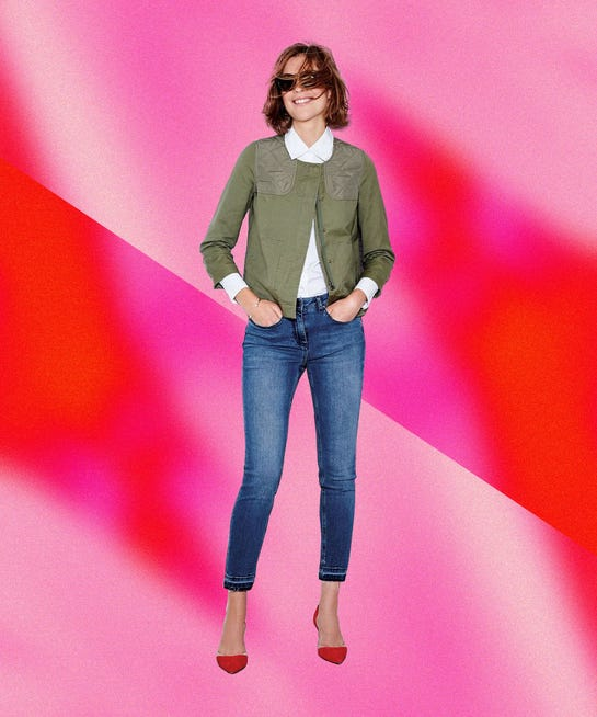 Boden lookbook spring 2016 military trend for Boden fall 2016