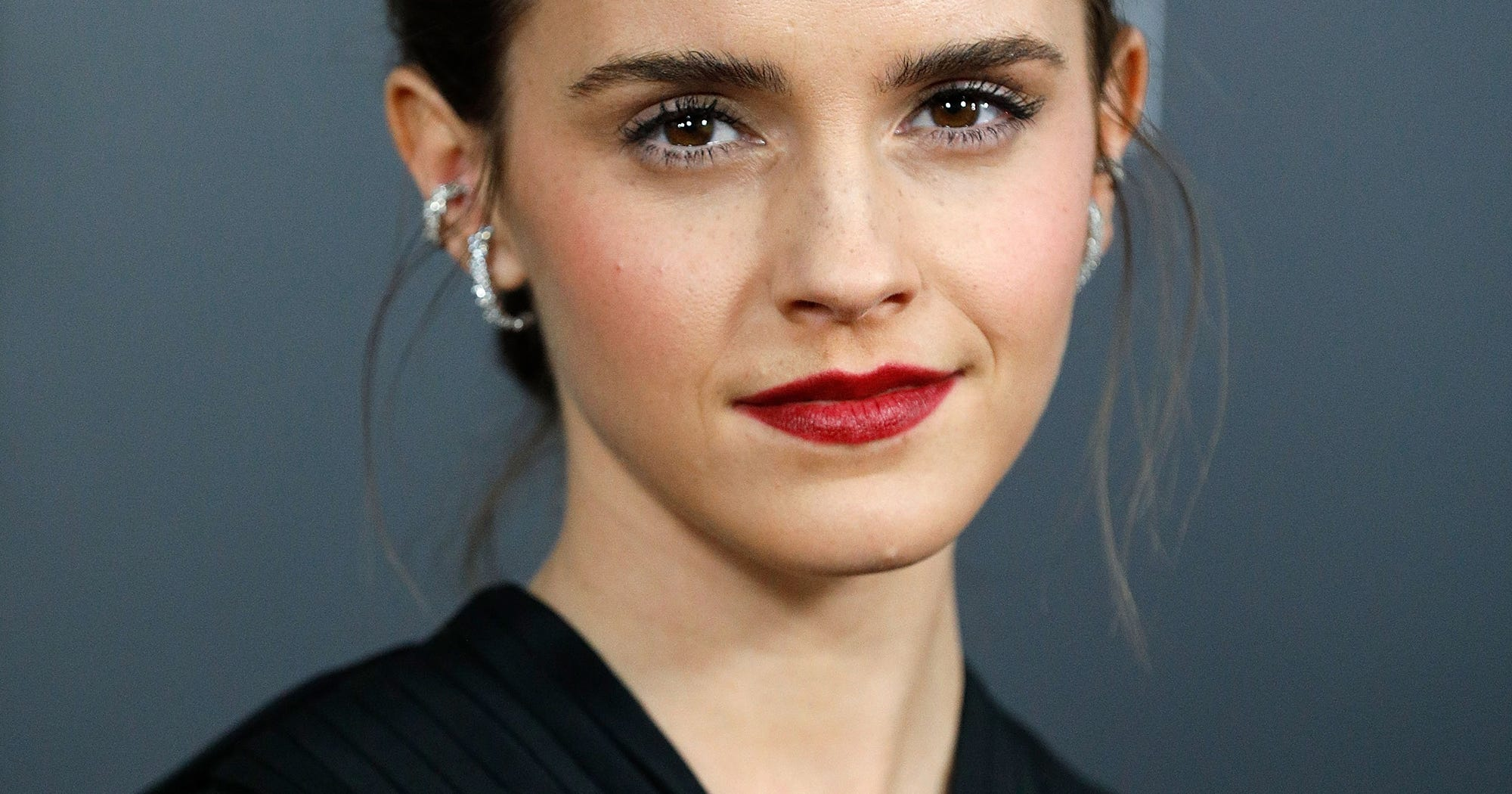 Emma Watson on Gender Equality and the Struggles of Activism: Transcript