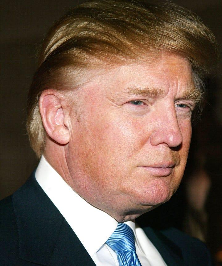 Rachel Maddow Donald Trump Tax Returns Scoop 2005 1040