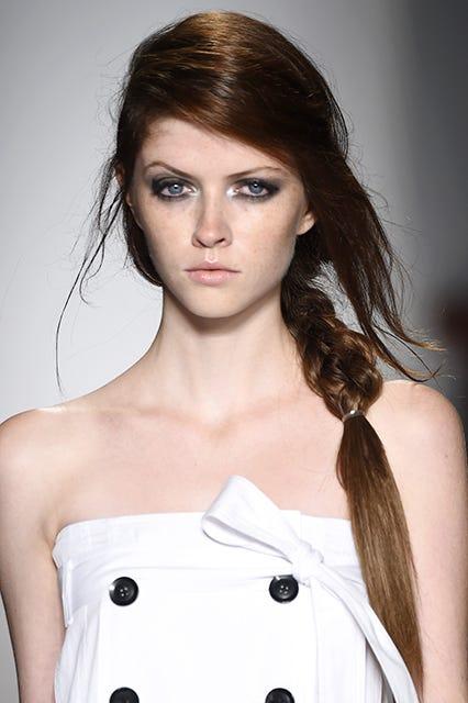 runway hair trends 2015 wwwpixsharkcom images