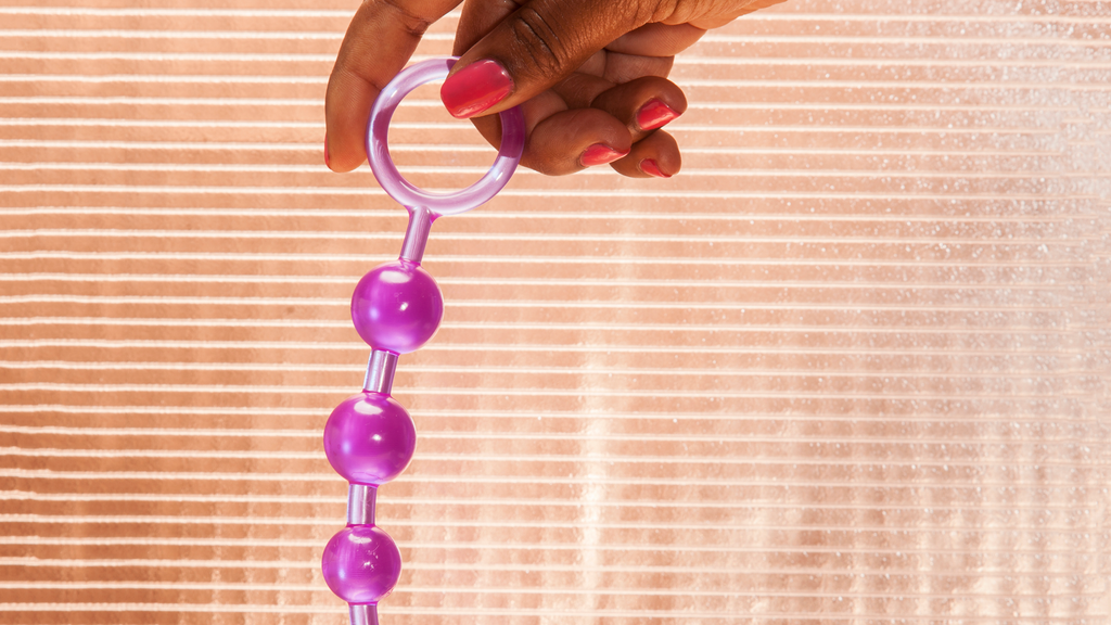 How To Use Anal Beads - Best Anus Sex Toys For Ass PlayThe Sex Toy That'll Make Your Orgasms So Much Stronger - 웹