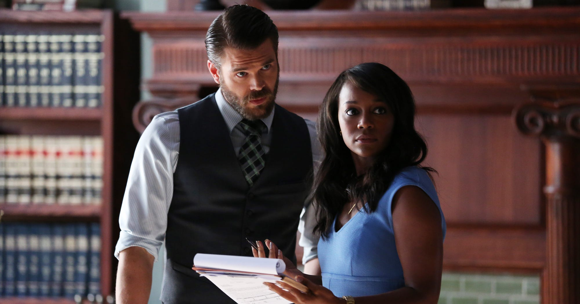 Nate and annalise sex scene how to get away with murder season 1 episode 9 all scenes gtgt httpbitly2tf3rqe - 5 8