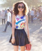 Street Style Sensations From FYF Fest