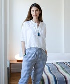 Get Zen! Bethany Mayer Shows Us Her Beach-Inspired Brooklyn Pad