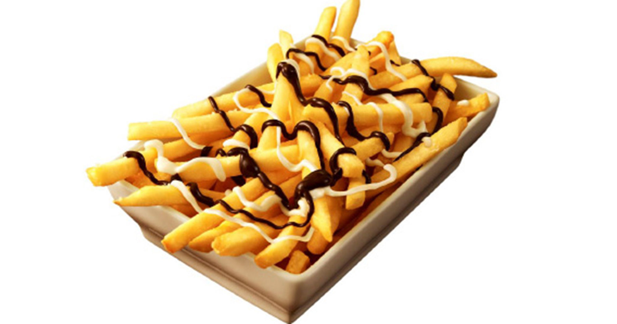 Mcdonalds Chocolate Fries Mcchoco Potatoes