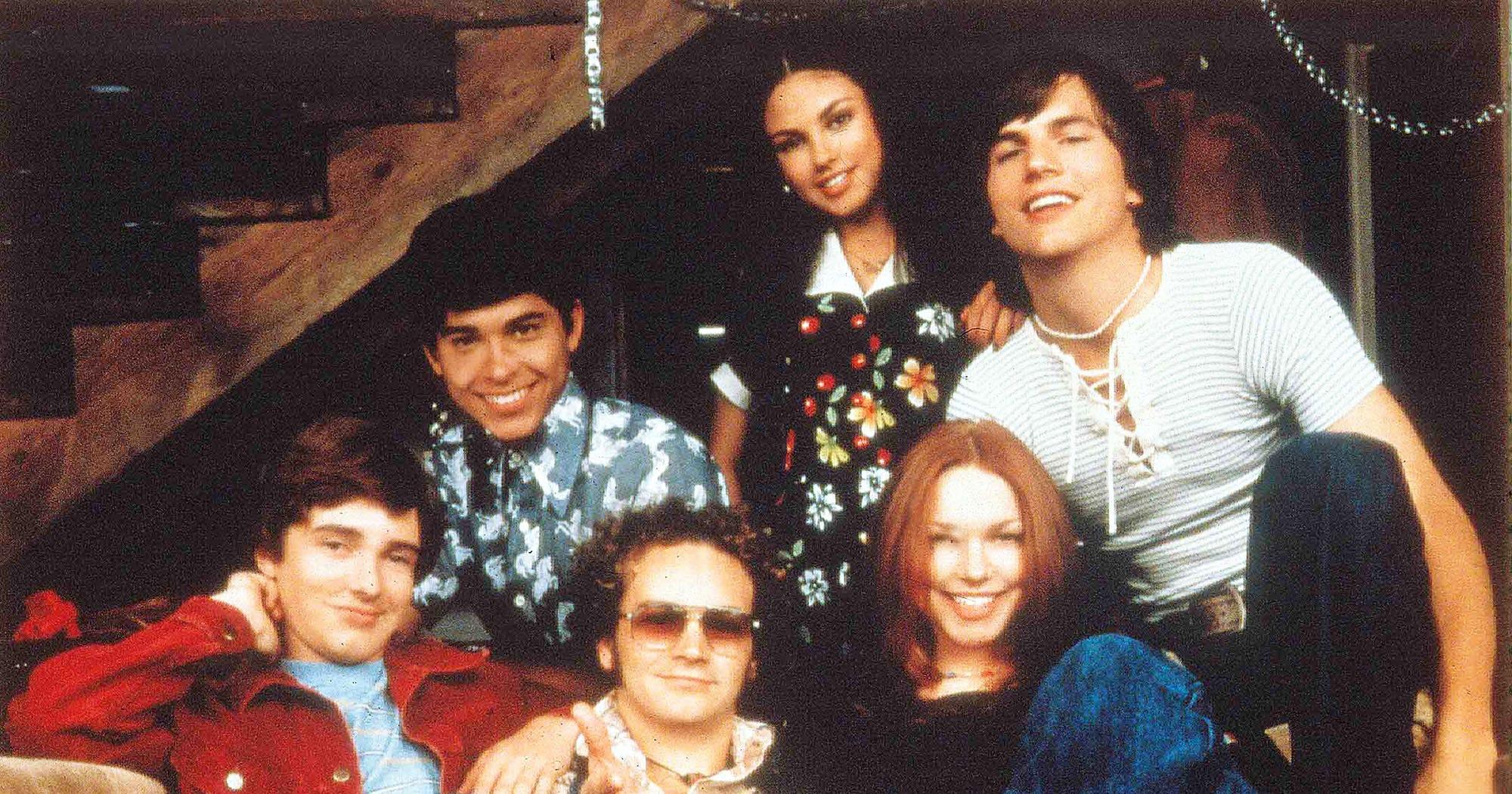 That 70s Show Reunion Topher Grace Interview