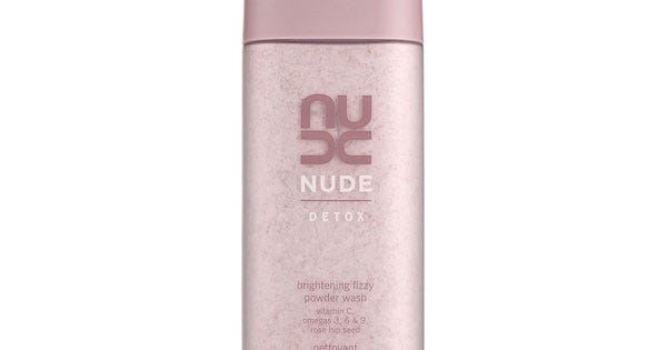 Nude Brightening Fizzy Powder Wash Review