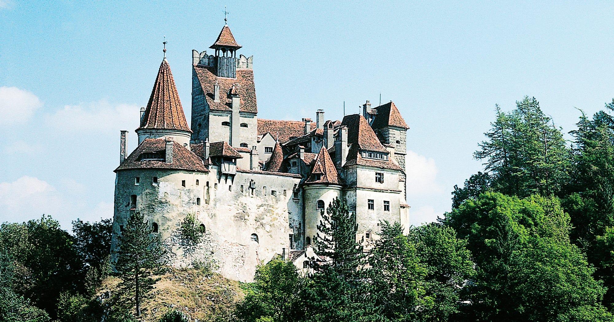 Dracula Castle For Sale