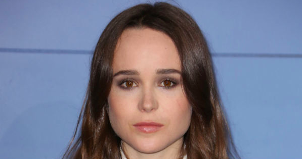 Ellen Page W Magazine October Issue Cover