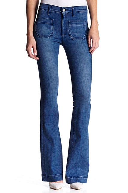 Flare Jeans Shopping Tips