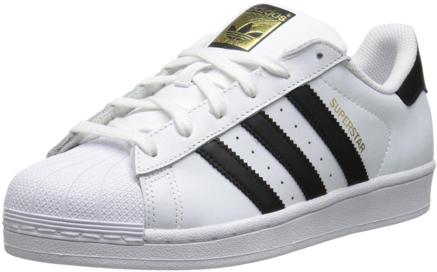 Girls Adidas Superstar Shoes