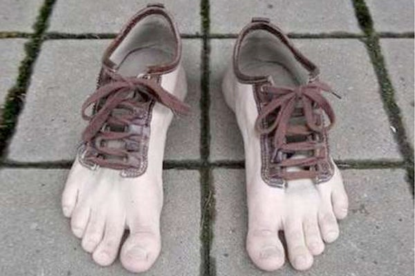 Weird Shoes 20 Of The Craziest Shoes