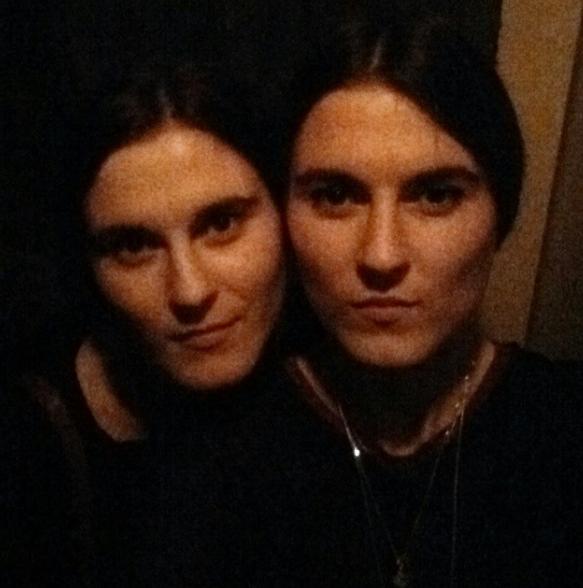 Verstopfte Zwillinge Sex-Video