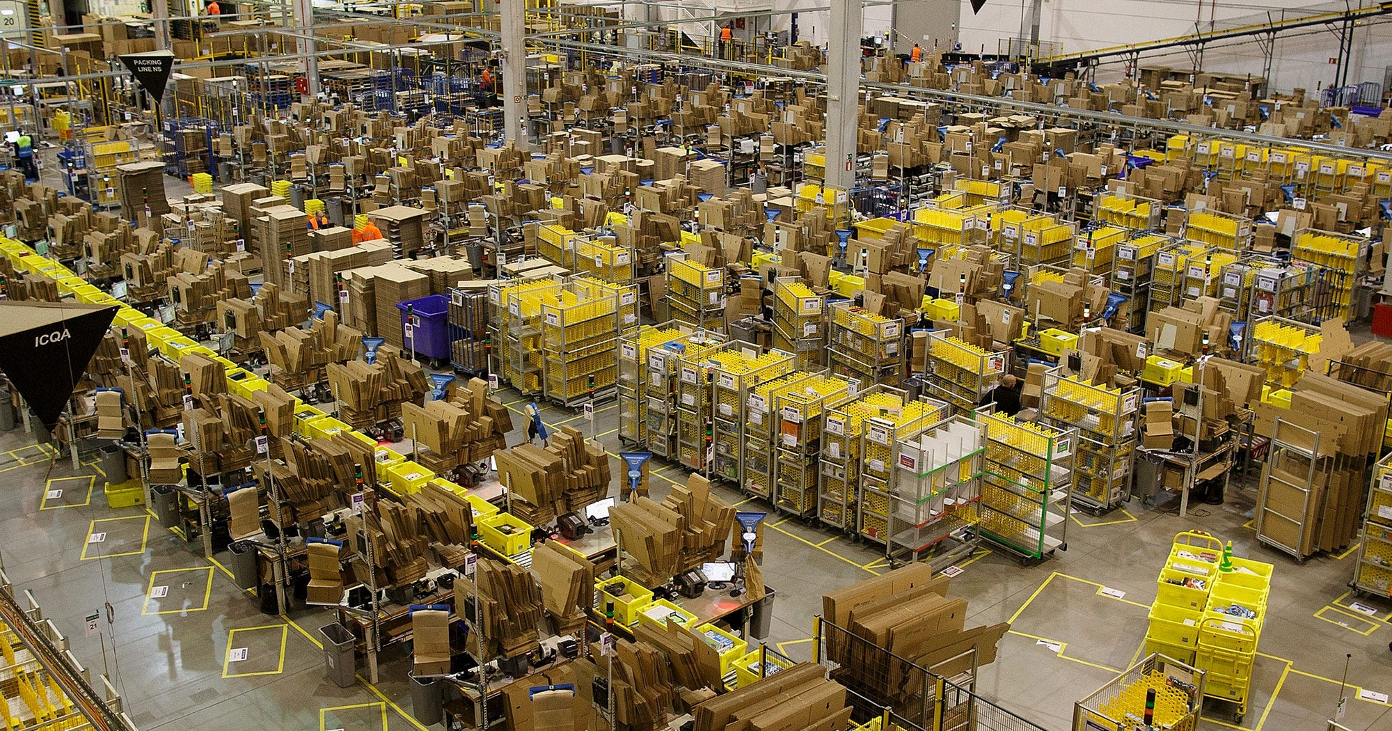 As Prime Day Gets Underway, Amazon Workers Are Striking Worldwide