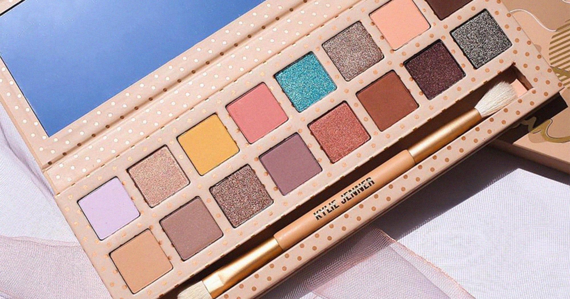 Kylie X Jordyn Highlighter Quad Palette by Kylie Cosmetics #7