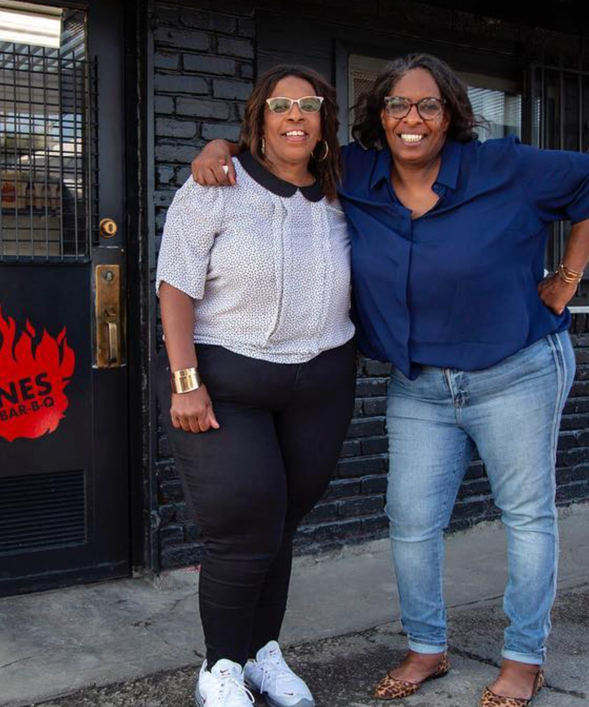 The Jones Sisters Got The Queer Eye Glow Up This Weekend & Sold Out Of Their Famous BBQ Sauce