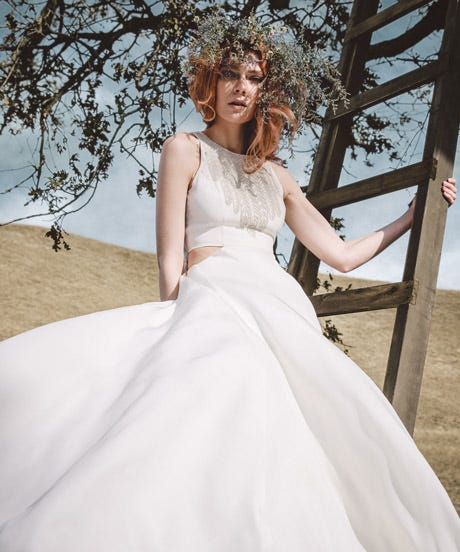 8 Gorgeous Wedding Dresses To Channel Your Inner Dess Ellen Hoffman