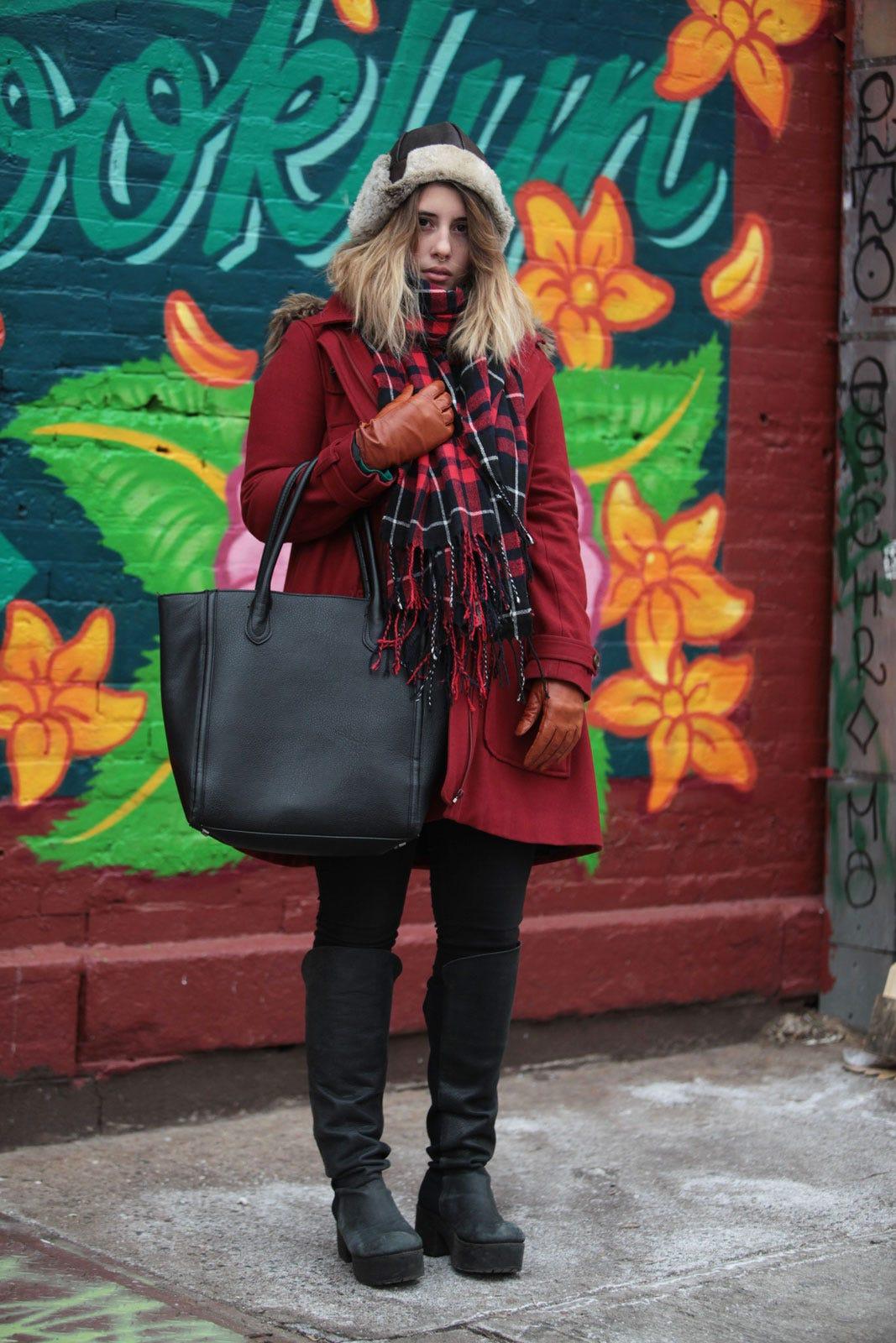 9c9e5c562 Winter Street Style NYC Layering Tips