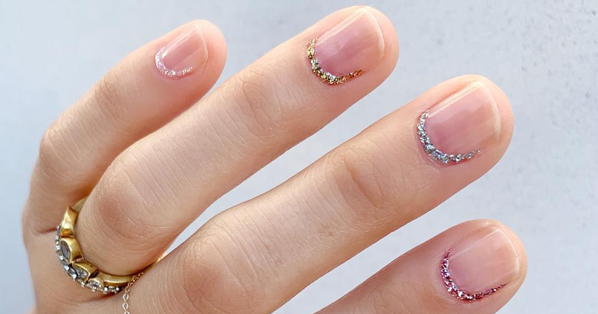 Cuticle Nail Art Is The New Minimalist Manicure Trend