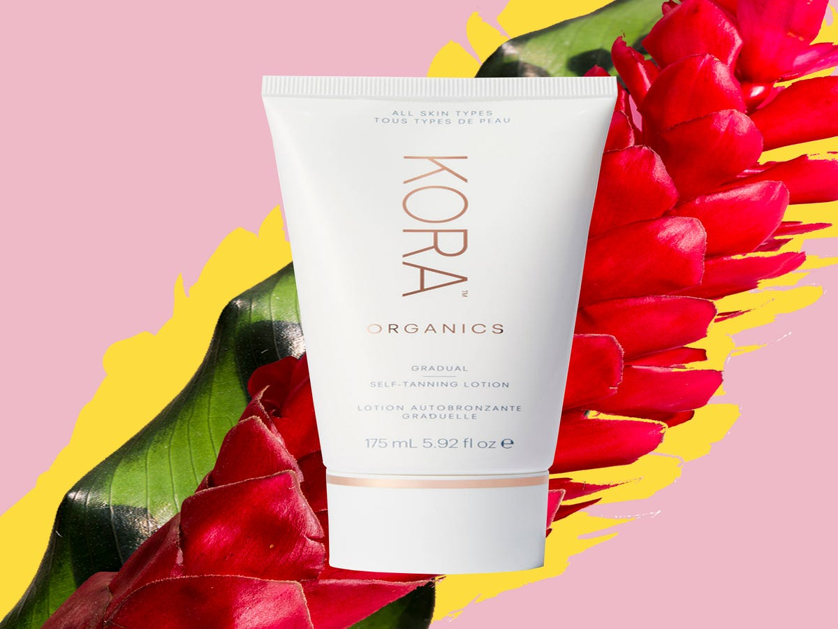 4 Good-For-You Self-Tanners That Actually Work