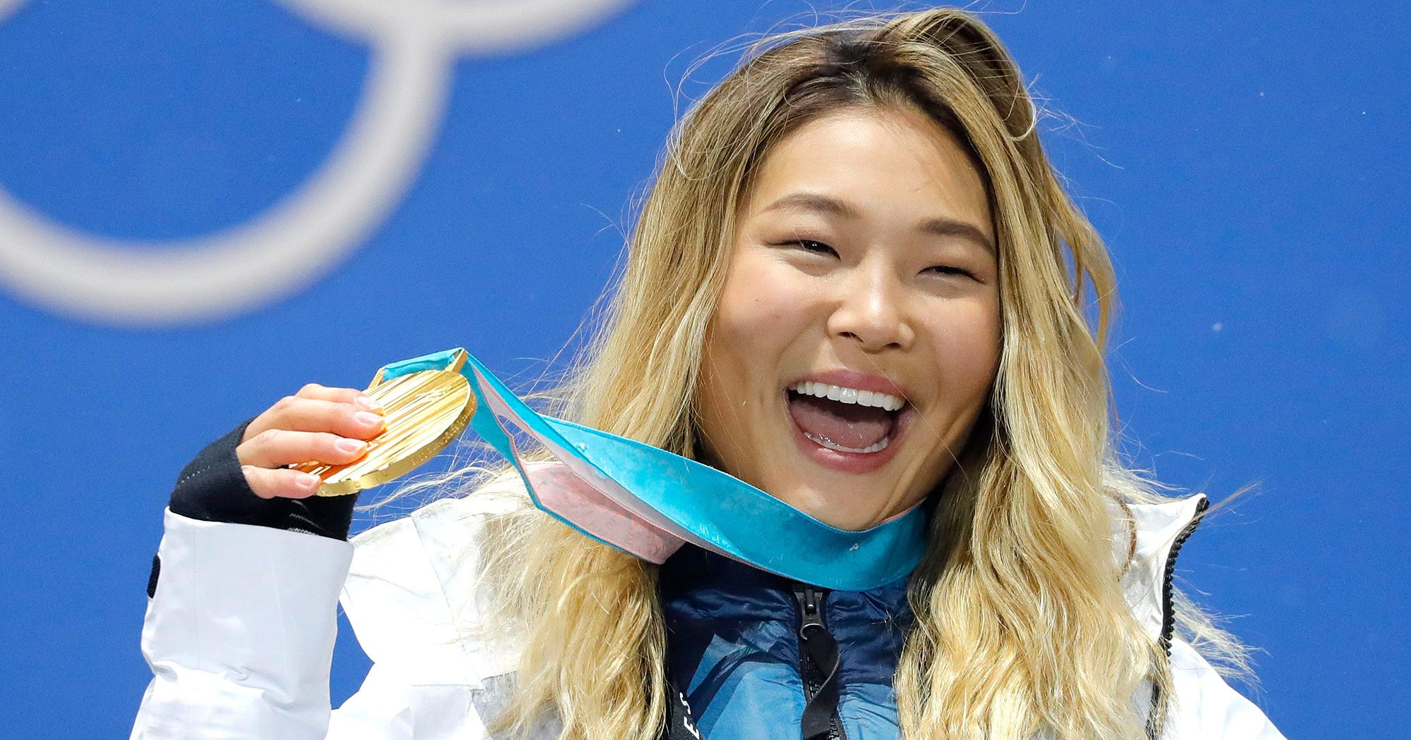 How Gold Medalist Chloe Kim Became The Foodie Hero Of The Olympics