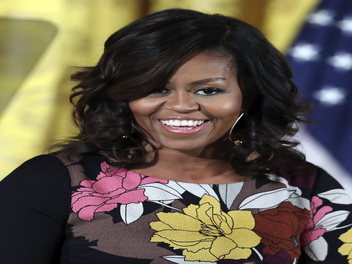 Michelle Obama To Screen Feminist Rocket Science Biopic At White House