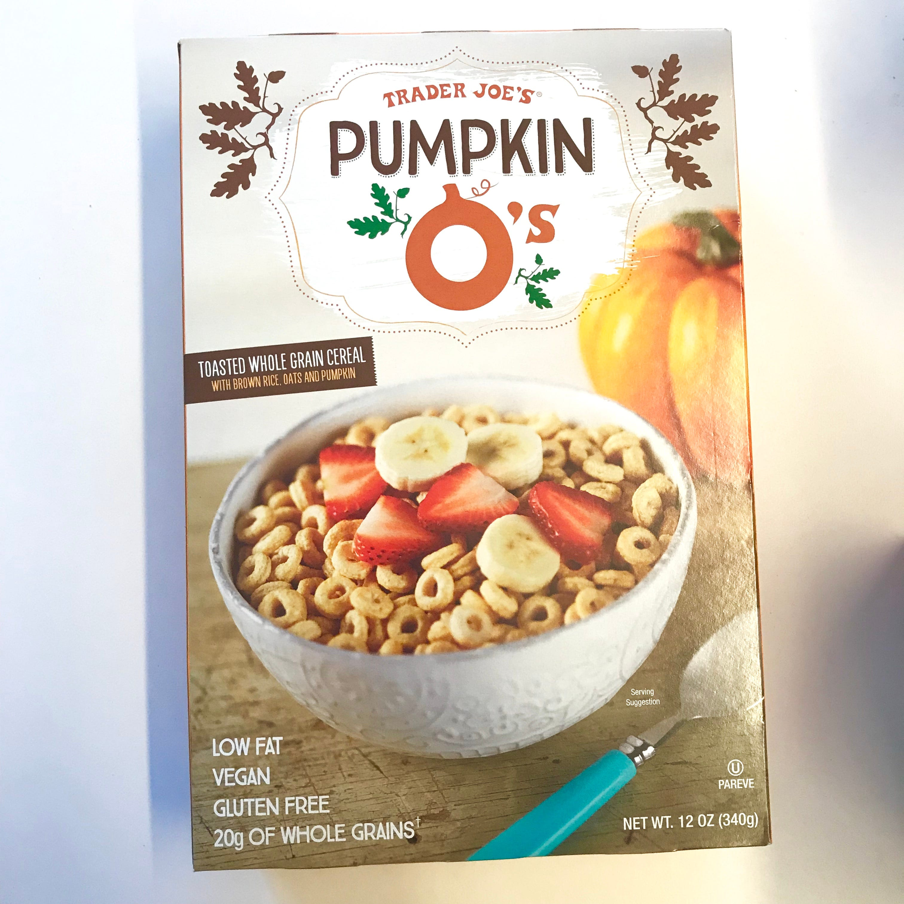 7 Trader Joes Pumpkin Products, Ranked According To A Nutritionist recommend