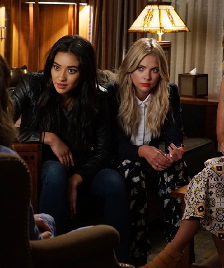 Pretty Little Liars Season 6 Finale Did Hanna Die