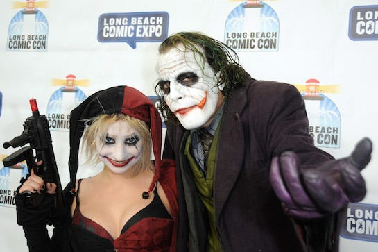 Halloween Joker And Harley Quinn Costumes.Harley Quinn Costumes For Women Sexy Twisted Diy Ideas