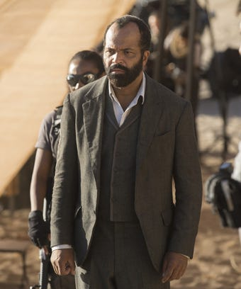 Jeffrey Wright in Westworld