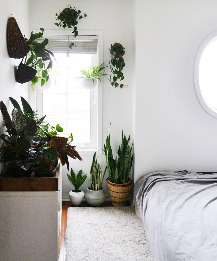 Tiny House Instagram For Small Space Inspiration