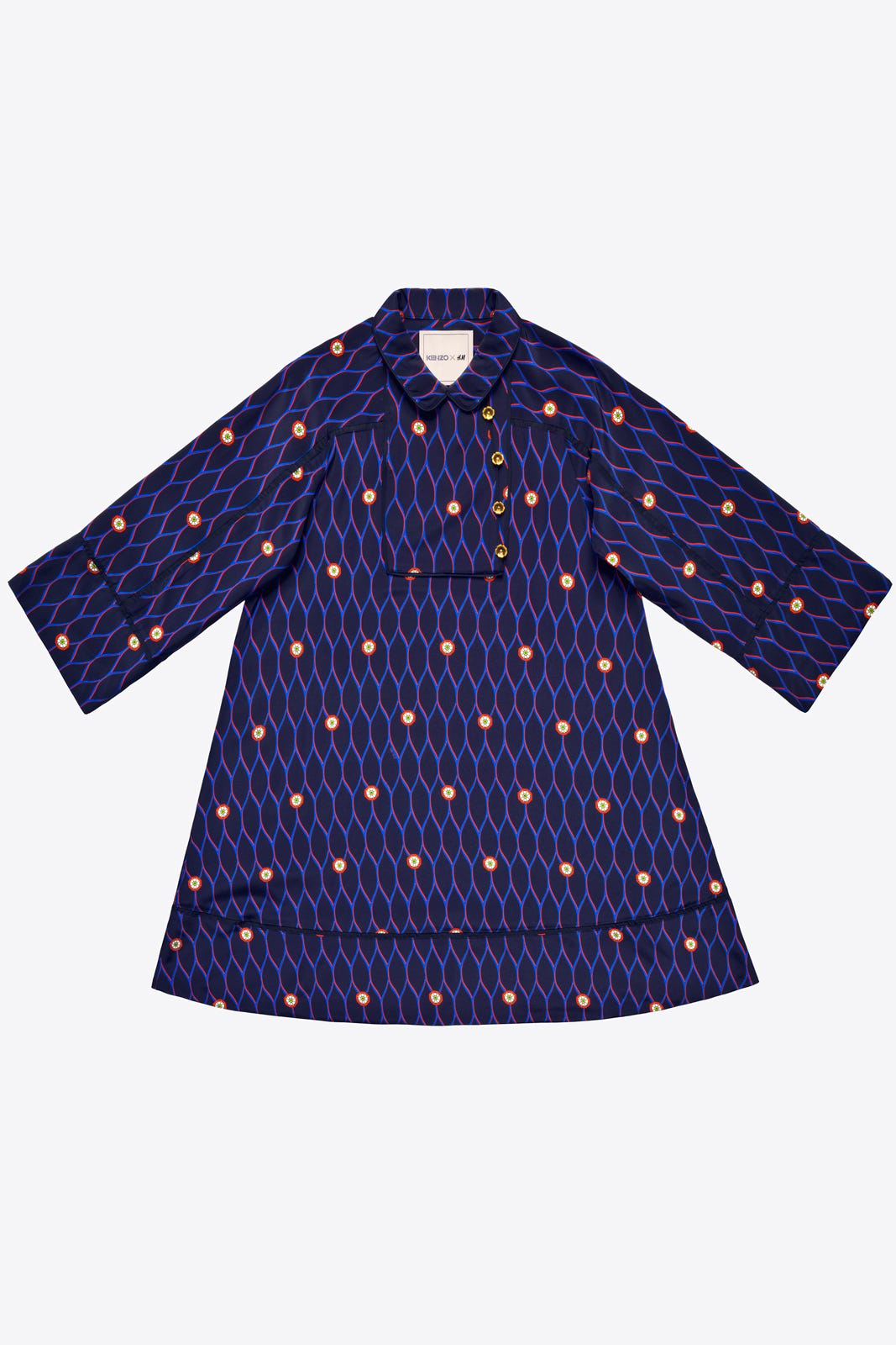 7f6da51d HM Kenzo Full Clothing Collaboration Photos