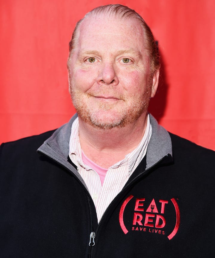 Mario Batali Takes Leave Of Absence After Sexual Harassment Claims images 0