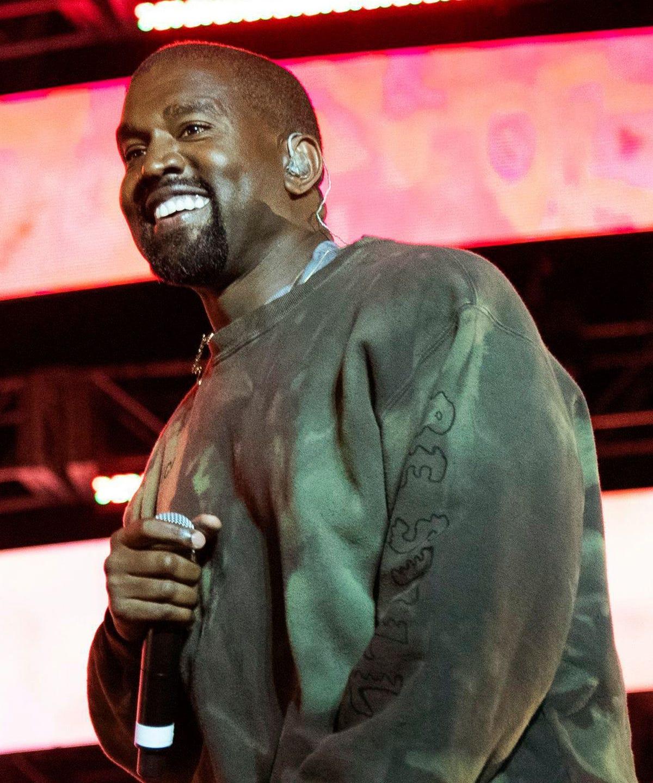 540e40c50126 Yeezus Walks: Kanye West Brings His Sunday Service To Coachella