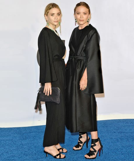 As They Move Into Their Third Decade Trendsetters Mary Kate And Ashley Olsen Have Discarded More Styles Than Most Of Us Will Ever Try Who Could Forget