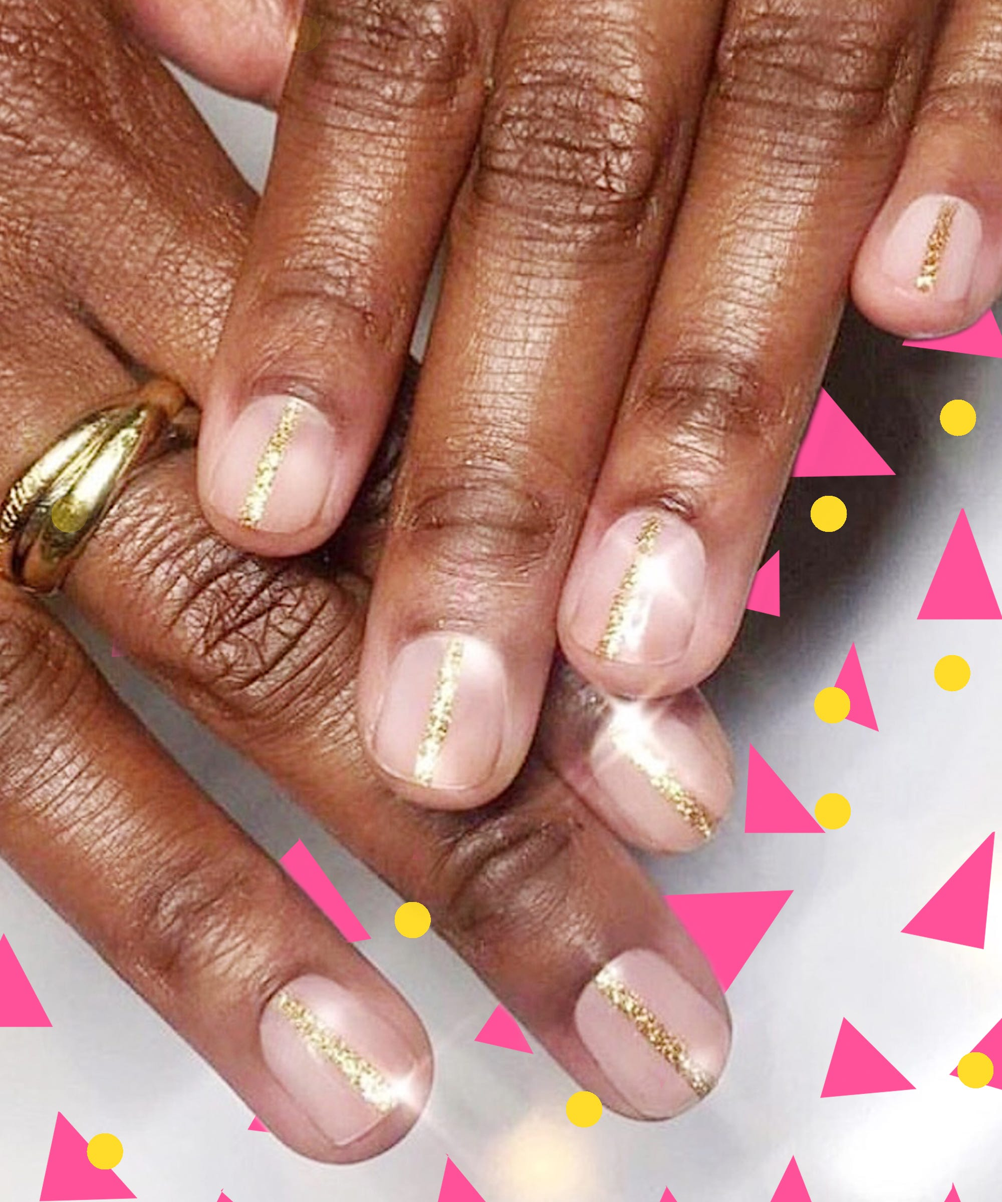 Short Nail Manicure Ideas And Inspiration For Fall 2018