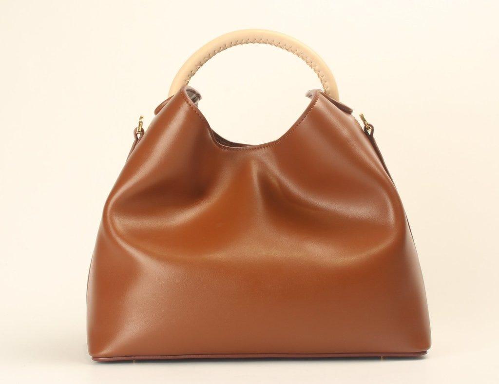 cafc68ffce Tan Bag Handbag Trend SS18