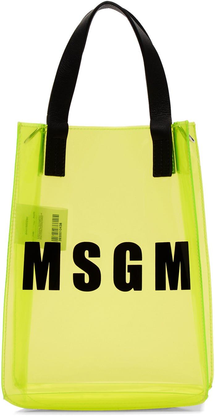 6b7dfa66b1b4 Best Clear Purse And Handbag Trend During Fashion Week