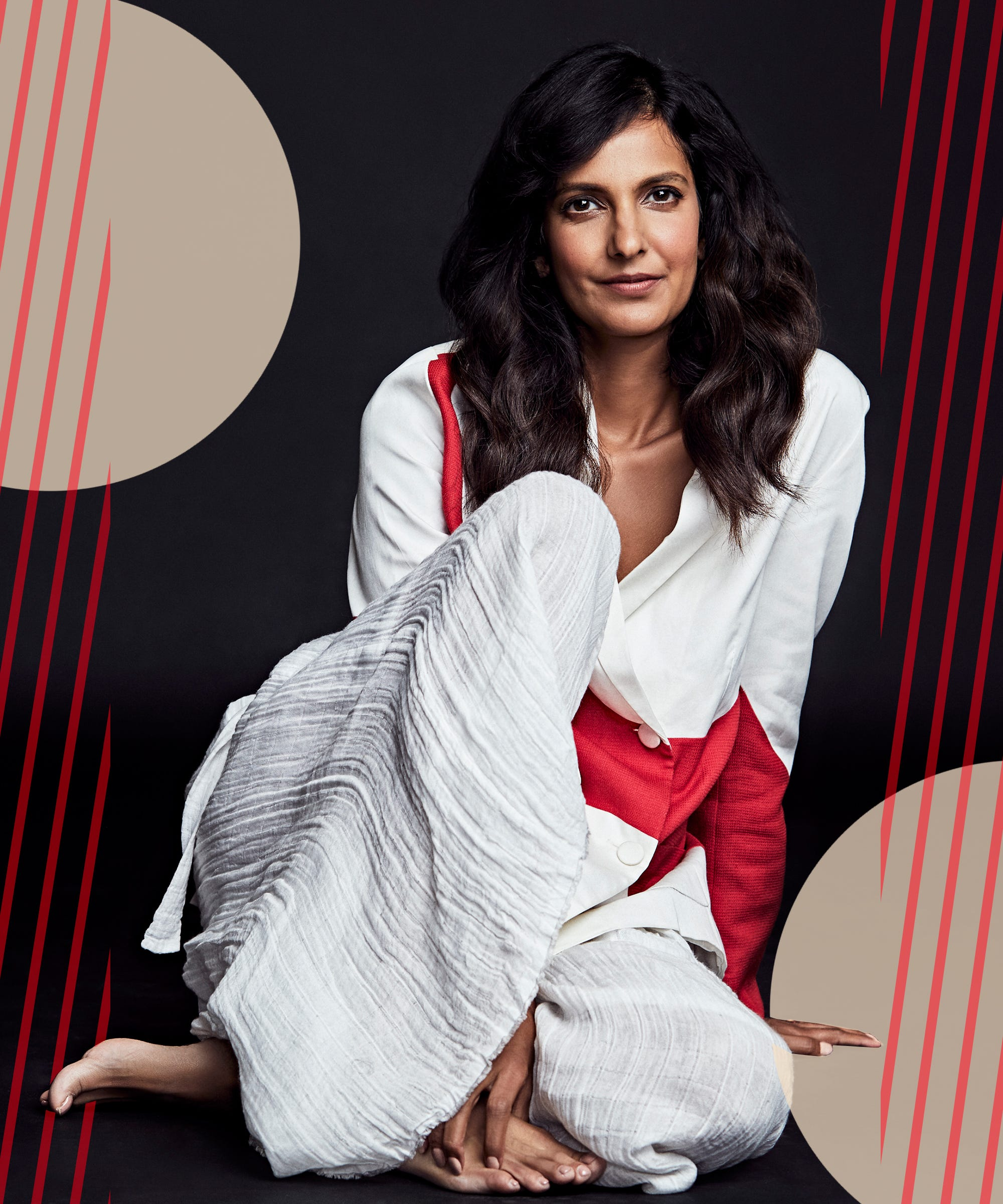 Poorna Jagannathan Gives Us The First Details About Mindy Kaling's Netflix Show