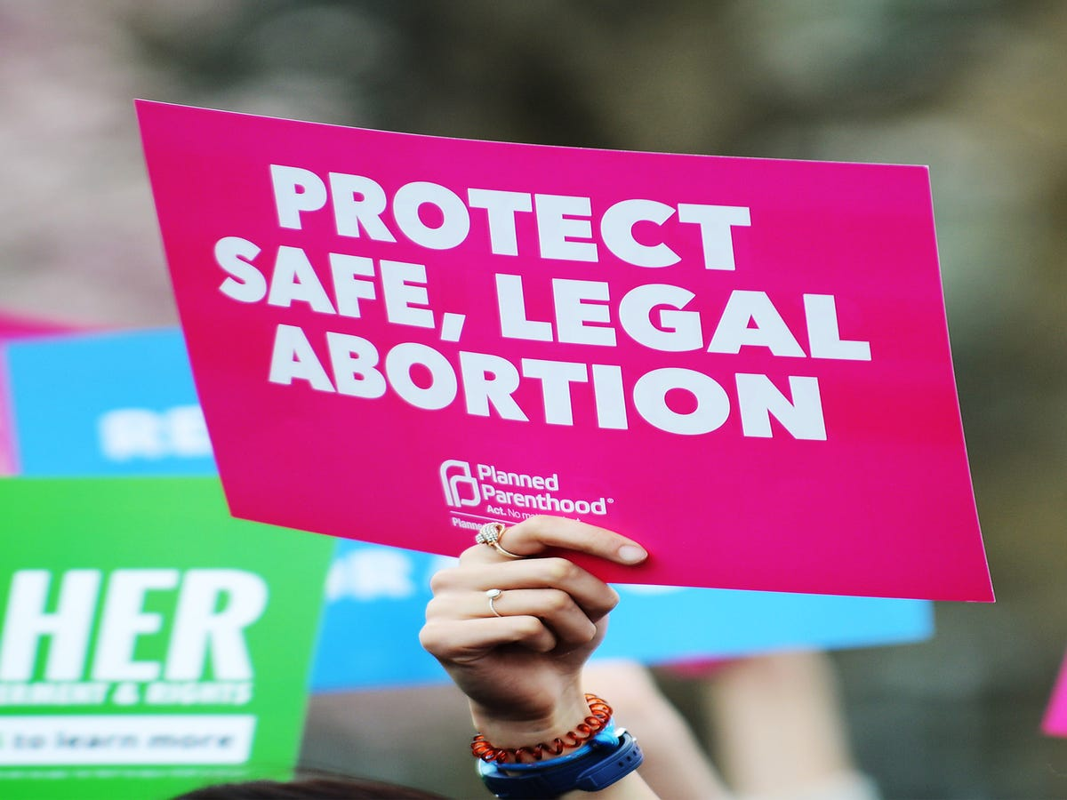 Kansas  Supreme Court Decision Is A Major Victory For Abortion Rights