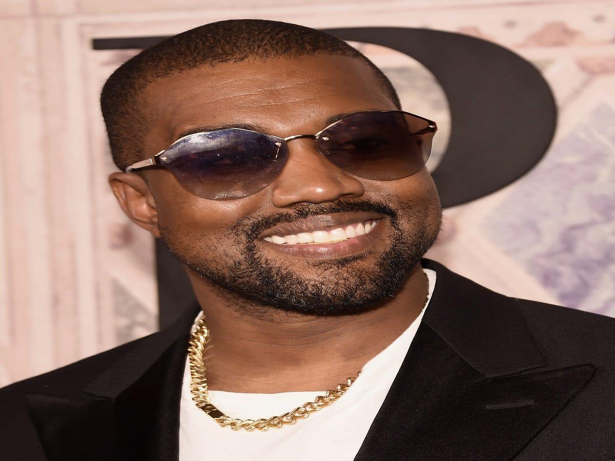 Kanye West Met The Ugandan President In Sweats & Gave Him Yeezys